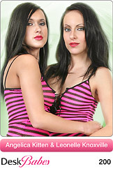 Angelica Kitten & Leonelle Knoxville